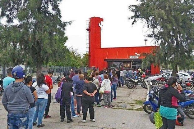 Puma cerró su fábrica y despidió 40 empleados