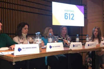 Castrillón participa de las Jornadas Científicas de la Magistratura Argentina