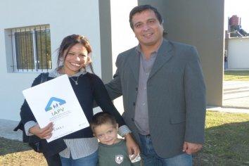 La provincia ejecutará 10 viviendas en General Campos