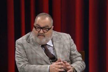 """Jorge Lanata, contundente: """"Si ganan los K no hay que irse, no hay que dejarle el país a los hijos de p..."""""""