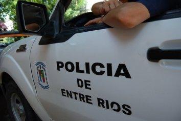 Tres jóvenes paranaenses resultaron detenidos luego de intentar asaltar un remis