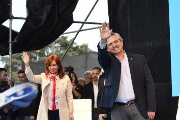 Alberto y Cristina, la fórmula más votada en las PASO sacándole 8 puntos a Macri