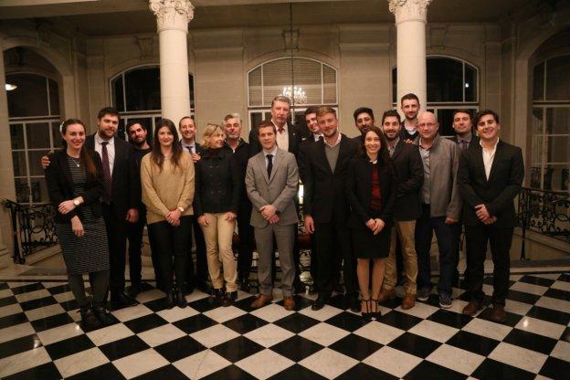 Jóvenes emprendedores destacaron la posibilidad de exportar a Chile gracias al apoyo de la provincia