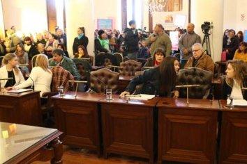 El HCD aprobó por unanimidad el cupo laboral travesti y trans