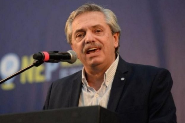 """Alberto Fernández: """"Le tengo miedo a que vuelva a ganar Macri porque nos vamos a quedar sin país"""""""