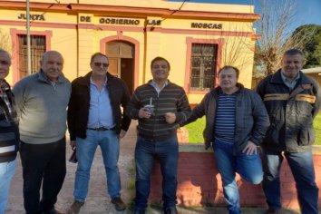 Comenzarán a construir nuevas viviendas en Las Moscas