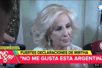 """""""Alberto y Cristina Fernández están muy altos en las encuestas, pero al final va a ganar Macri"""""""
