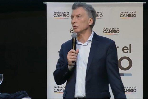 Macri reconoció que la Argentina estuvo al borde de una crisis como la de 2001