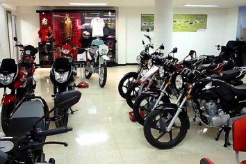 Se podrán comprar motos en 12 y 18 cuotas sin interés hasta fin de mes