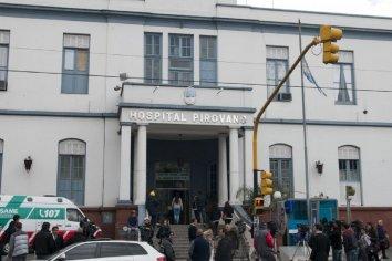 Un hombre sin techo murió de frío en el pasillo de un Hospital