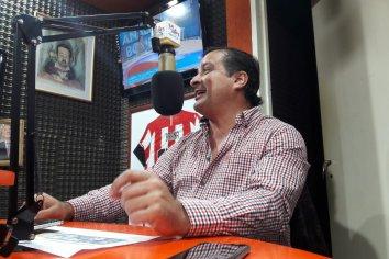 """En Estudios   Casaretto: """"voy a ser la voz de los entrerrianos y de Alberto y Cristina en el Congreso de la Nación"""""""