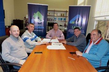 La provincia financiará la construcción de nuevas viviendas en Hernández