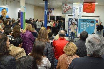 """""""Frente de Todos"""" abrirá una nueva promotora partidaria"""