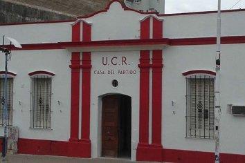 La UCR de Entre Ríos condenó el ataque a la vivienda de Hein en Basavilbaso