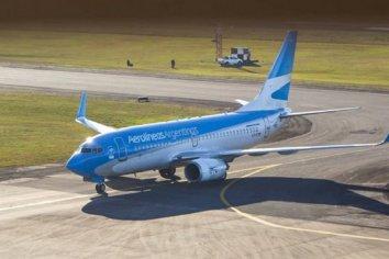 Se desviarán a Paraná los vuelos de Sauce Viejo