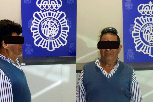 Detenido  por esconder medio kilo de cocaína bajo su peluquín