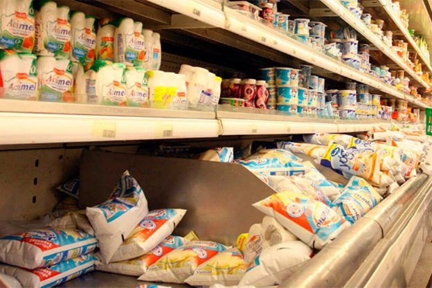 El consumo de leche tuvo una caída de 25% durante los últimos cinco años