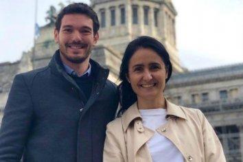 Emanuel Gainza y Alejandra Viola desisten de su precandidatura