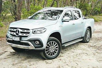 Fracaso mundial de la pickup Mercedes-Benz exculpa a la Argentina