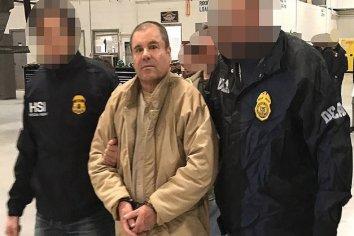 """Joaquín """"El Chapo"""" Guzmán fue sentenciado a cadena perpetua más 30 años"""