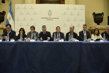El Congreso consideró que Macri y Aguad son responsables políticos del hundimiento del Ara San Juan