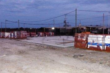 La Provincia inició la construcción de 16 viviendas en Federal