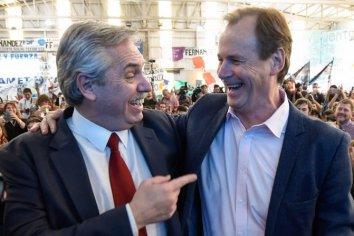 Bordet figura entre los gobernadores que serán centrales en la gestión de Alberto Fernández