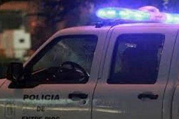Policías de Colonia Avellaneda salvaron la vida de un niño