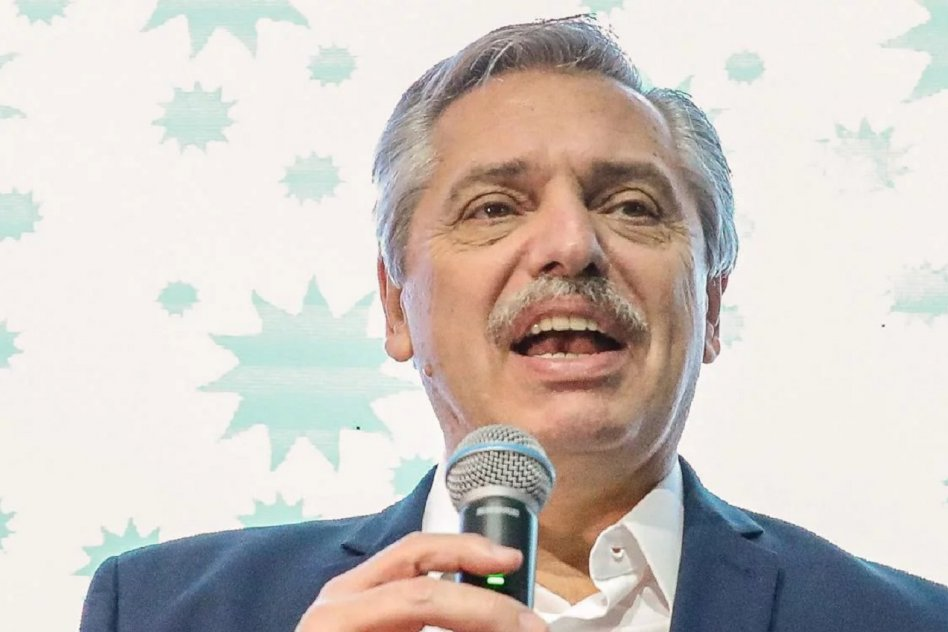 Alberto Fernández, candidato a presidente d