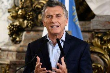 """Macri apuesta llegar al balotaje: """"El cambio continúa, vamos a revertir esta elección"""""""