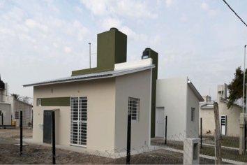 Están prontas a terminarse 21 viviendas para docentes en Gualeguaychú