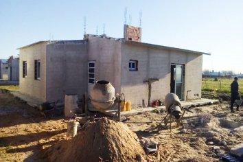 Se construyen nuevas viviendas en Antonio Tomas