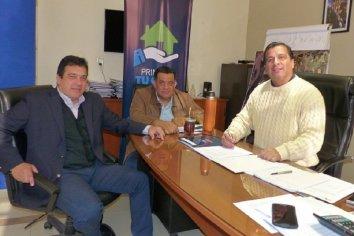 La provincia comienzó  la construcción de  cinco nuevas viviendas en Bovril