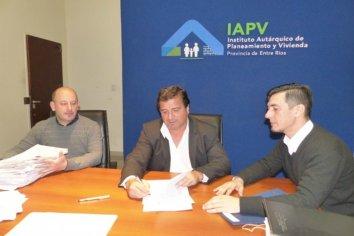 Construirán nuevas viviendas en Estación Faustino Parera