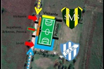 Final de la Liga Paranaense: Se juega el partido de vuelta