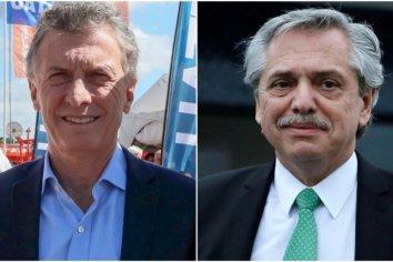 """Macri: """"Recién tuvimos una buena y larga conversación telefónica con Alberto Fernández"""""""