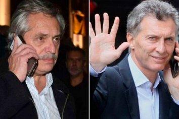"""Alberto Fernández destacó el llamado de Macri, pero advirtió que las nuevas medidas económicas """"pueden ser riesgosas"""""""