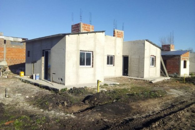 La provincia financia la construcción de 10 viviendas en Hasenkamp