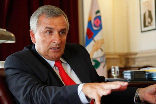 """Gerardo Morales contradice a Elisa Carrió, y descarta las denuncias de fraude: """"El resultado estaba en manos del Gobierno"""""""
