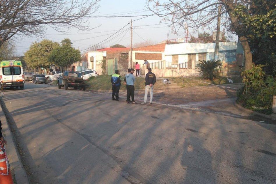 """Un muerto y un herido en un enfrentamiento en Barrio """"La Floresta"""""""