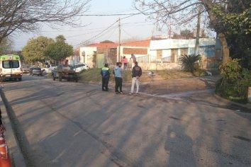 Aparente doble crimen en barrio La Floresta