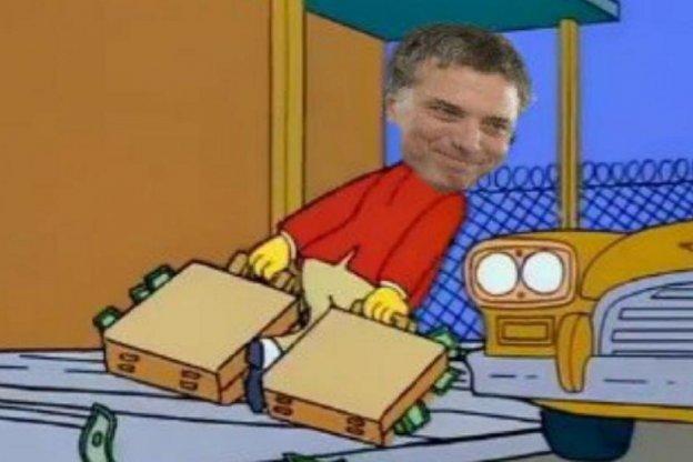 Los mejores  memes por la renuncia de Nicólas  Dujovne