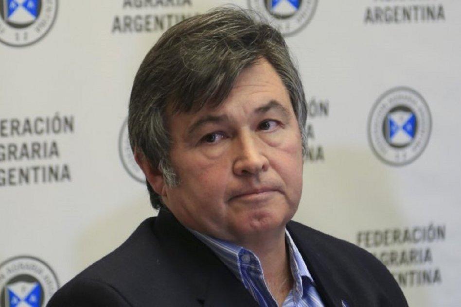 El títular de la institución, Daniel Pelegrina.