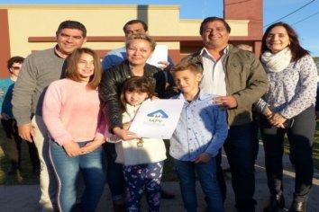 Se construyen 78 nuevas viviendas en Gualeguaychú