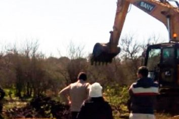 Antropólogos forenses realizan excavaciones para reactivar la búsqueda de la familia Gil