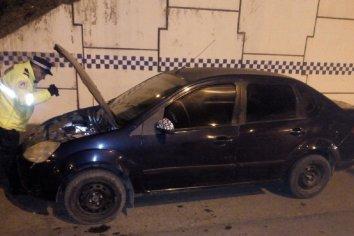 Secuestraron un automóvil con documentación falsa