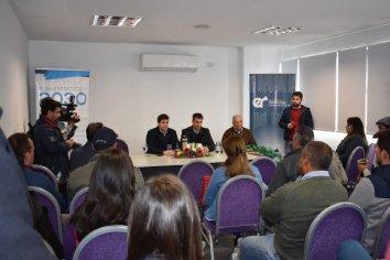 """Gabás destacó que """"el gobernador está presente"""" ante la incertidumbre en el sector productivo"""