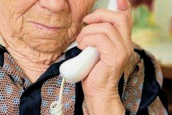 Le robaron 110 mil pesos a una anciana de 92 años
