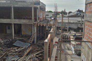 Despidieron a 35 trabajadores de una obra en Seguí