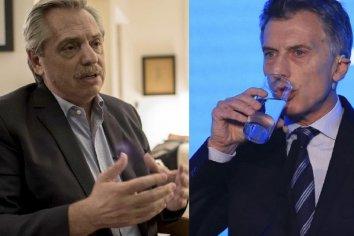 La Cámara Nacional Electoral definió los detalles del cruce entre Mauricio Macri y Alberto Fernández
